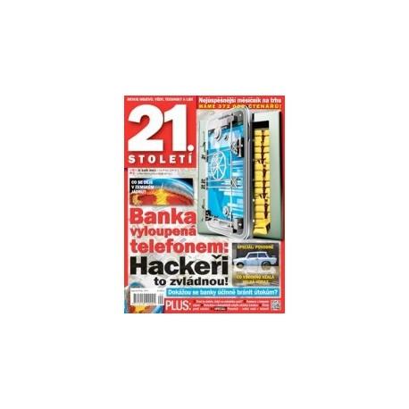 21.STOLETÍ - předplatné časopisu MINIMUM EXTRA