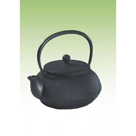 Litinová čajová konvice s kovovým sítkem 600 ml