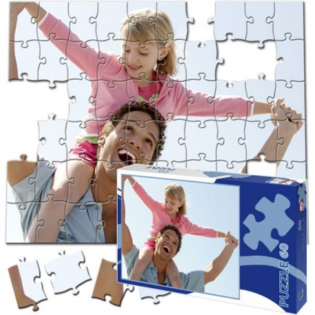 Fotopuzzle A4 - 60 dílků s dárkovou krabičkou s vlastní originální fotkou