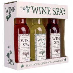 Dárkové balení Wine Spa
