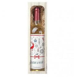 Vánoční bílé víno - Chardonnay