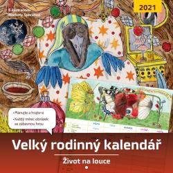 Velký rodinný kalendář 2021