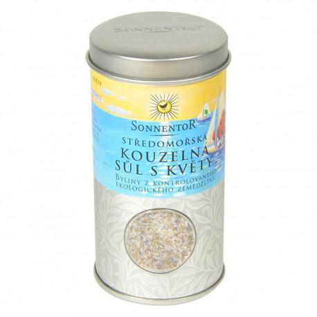 Středomořská kouzelná sůl s květy