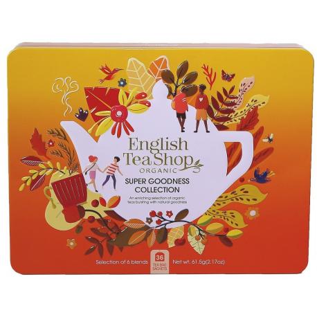 Dárková kazeta Super goodness  čajů