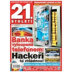 21.STOLETÍ - předplatné časopisu MAXIMUM