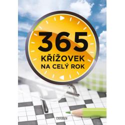 365 křížovek na celý rok