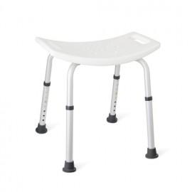 Koupelnová stolička - výškově nastavitelná