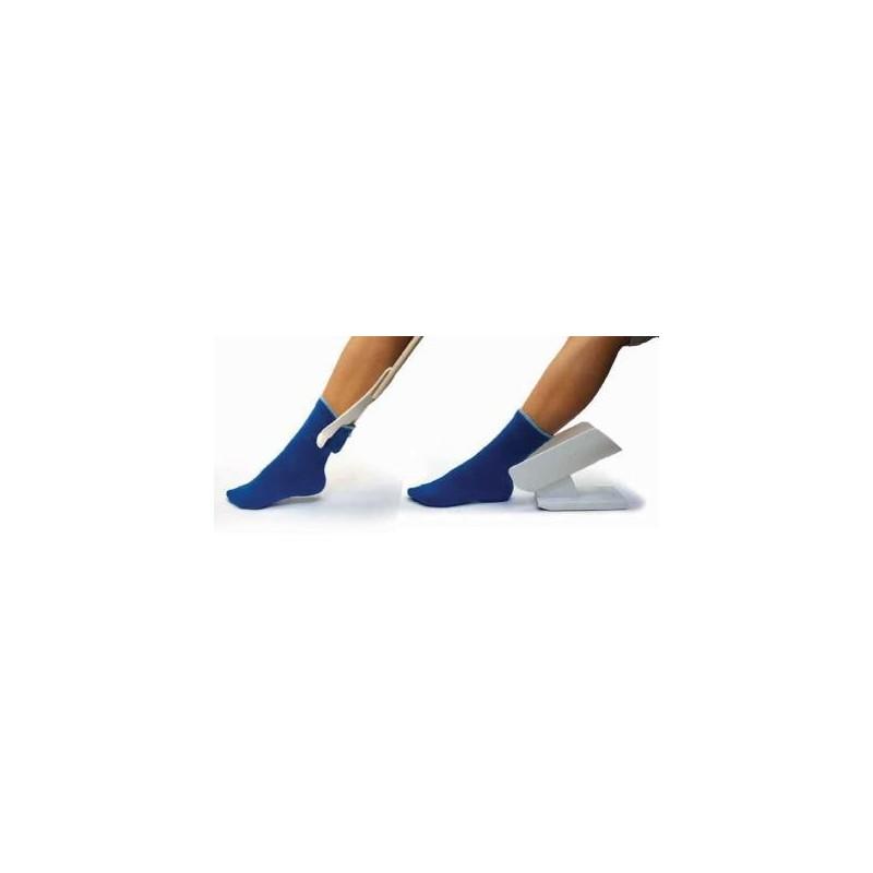 Levně Pomocník na oblékání a svlékání ponožek KOMPLET