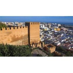 Costa de Almería pro seniory 55+