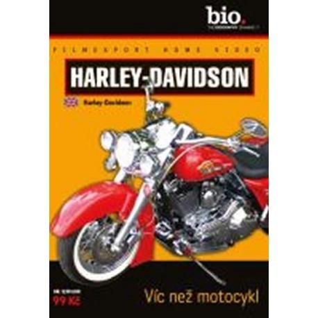 Harley-Davidson: Víc než motocykl