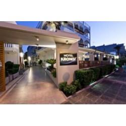 Hotel Kronos - Olympská riviéra pro seniory 55+