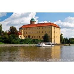 Lázeňský týden v Poděbradech (6 nocí po-ne, PoloP, lékařská konzultace, 8 procedur)