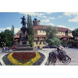 Lázně na zkoušku - krátký pobyt pro seniory v Poděbradech (2 noci, PoloP, 3 procedury)