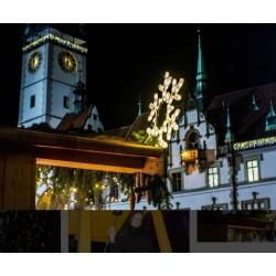 Olomouc v čase adventu (2 noci, snídaně, dárek, jakostní víno)
