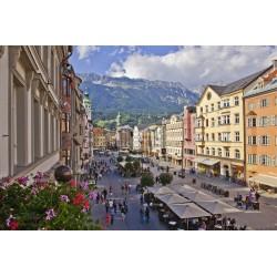 Innsbruck – historie i příroda v srdci Alp