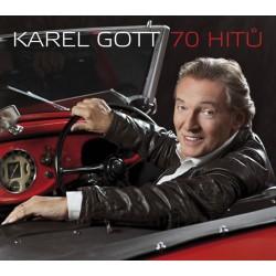 70 největších hitů Karla Gotta na 3 CD