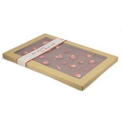 Hořká maxi čokoláda velikosti A4
