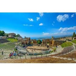 Villa Athena - Sicílie pro seniory 55+