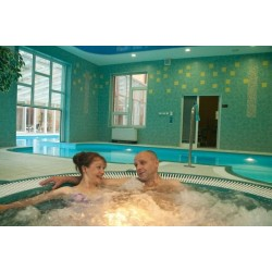 Relaxační pobyt v Luhačovicích (2-5 nocí, PoloP, bazén, 2-3 procedury)