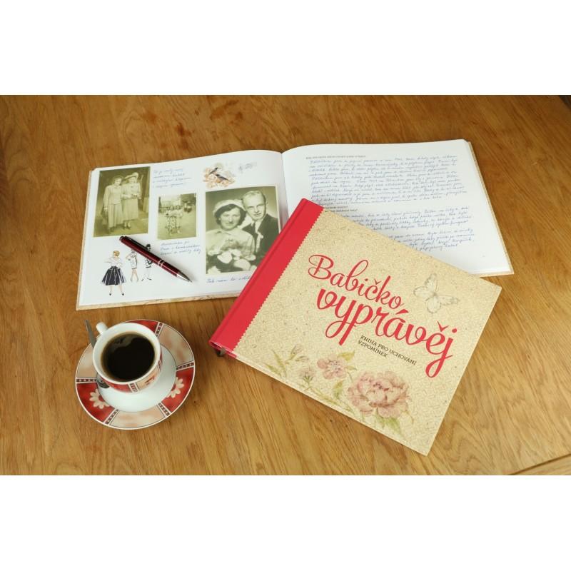 co dát babičce k narozeninám Babičko, vyprávěj | dárek pro babičku | Babičkářství.cz co dát babičce k narozeninám
