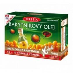 Rakytníkový olej v tobolkách (100%)