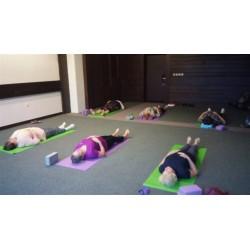 Jóga pro seniory (6 nocí, PoloP, cvičení s lektorem)