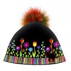 Dámská zimní čepice Folk