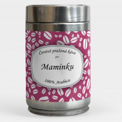 Čerstvá káva pro Maminku