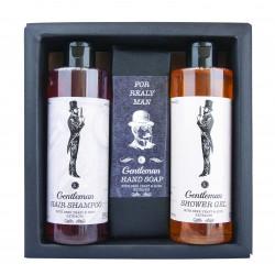 Kosmetický balíček pro gentlemany