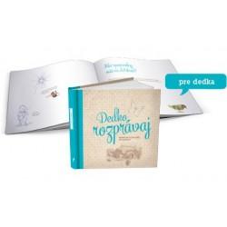 Dedko, rozprávaj - slovenská verze vzpomínkové knížky