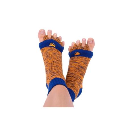 Pro nožky Adjustační ponožky Organe/Blue, velikost ponožek L (vel. 43+)