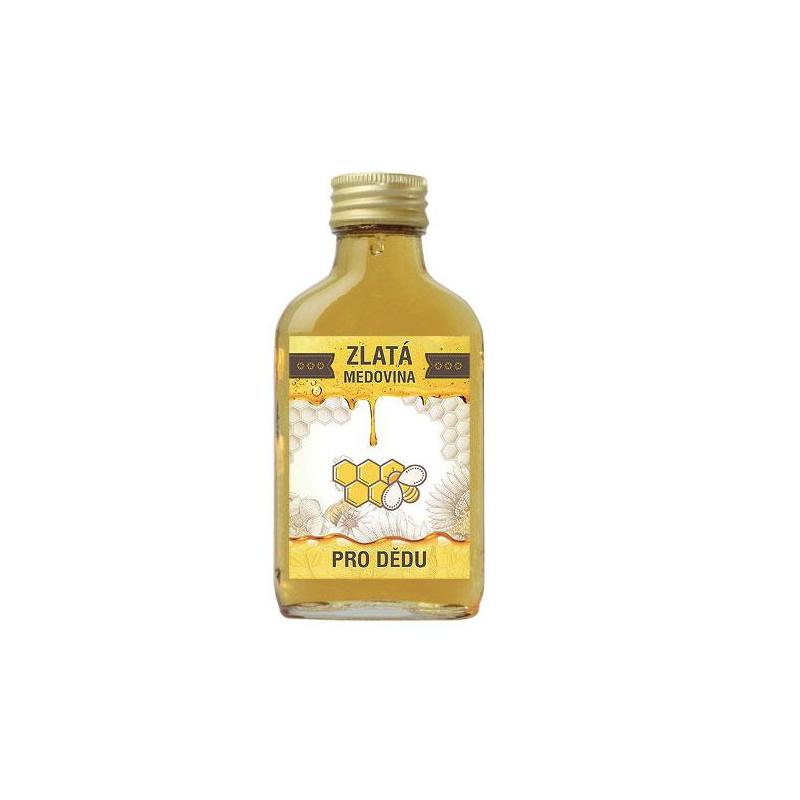 Levně Zlatá medovina pro dědečka
