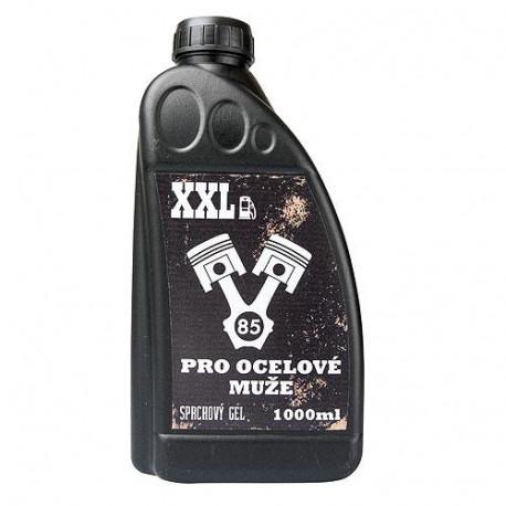 Sprchový gel XXL 1000 ml - pro ocelové muže