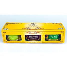 Provensálské delikatesy s olivami