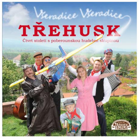Třehusk Všeradice - čtvrt století s poberounskou hudební skupinou