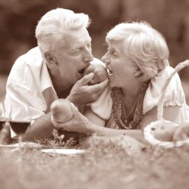 Vitamíny a kosmetika  pro seniory