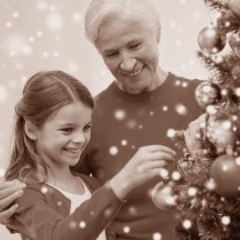 Tipy pro sváteční příležitosti pro babičku